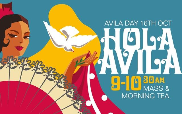 Avila Day MAss